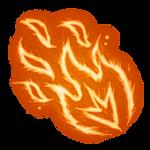 Fire Bolt Icon