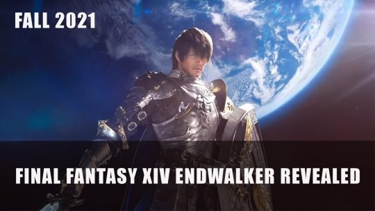 Final Fantasy XIV Next Expansion Endwalker Revealed
