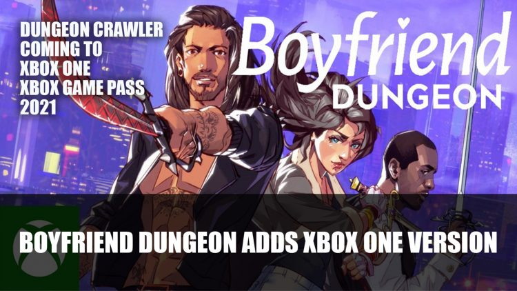 Boyfriend Dungeon Adds Xbox One Version and Xbox Game Pass