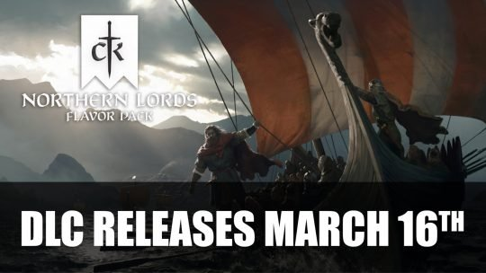 Crusader Kings 3: Northern Lords DLC Releases March 16th