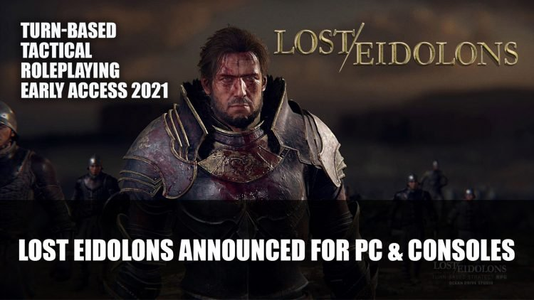 Lost Eidolons A Turn-Based Tactical RPG Announced for Consoles and PC