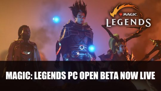 Magic: Legends PC Open Beta Now Live