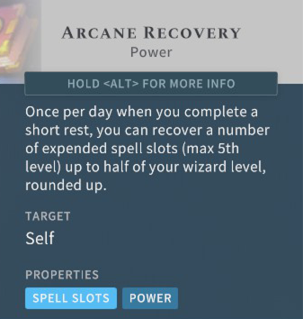 Solasta-Arcane-Recovery