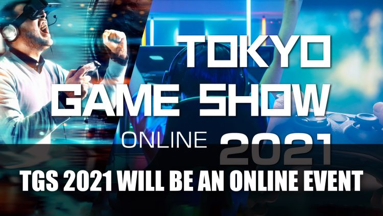 Tokyo Game Show 2021 Will Be An Online Event