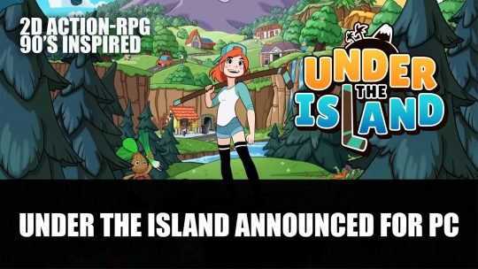 Under the Island a 2D Action-RPG Announced for PC