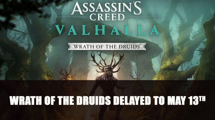 Assassin's Creed Valhalla Ireland Expansion Delayed
