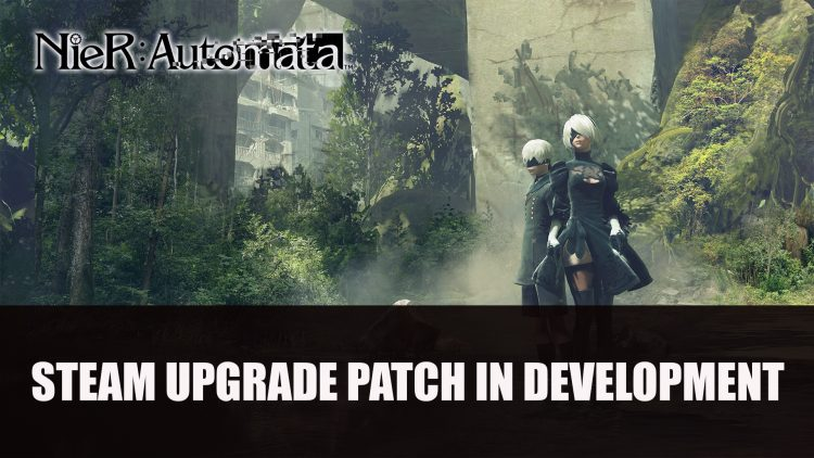 NieR: Automata Steam Upgrade Patch Now in Development