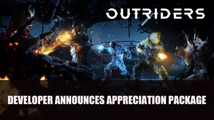 "Outriders ""Appreciation Package"" Planned To Make Up for Server Issues"