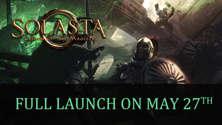 Solasta Crown of the Magister Leaves Early Access May 27th