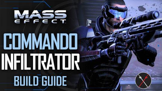 Mass Effect Legendary Edition Build Guide: Infiltrator (Mass Effect 1)