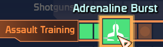 Adrenaline Burst Ability (Vanguard)