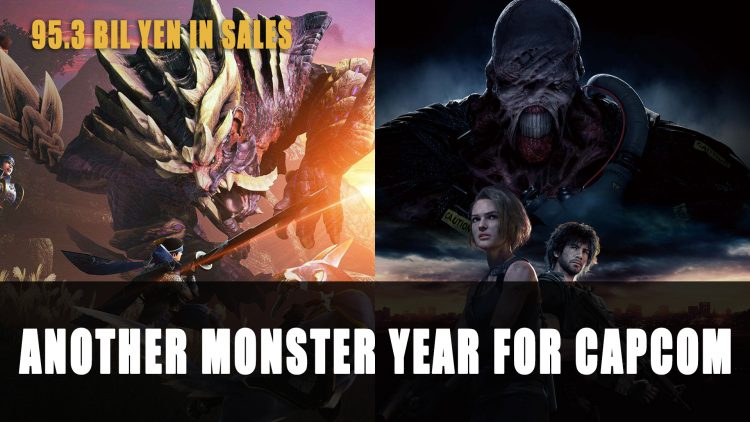 Monster Hunter Rise and Resident Evil 3 Means Another Monster Year for Capcom