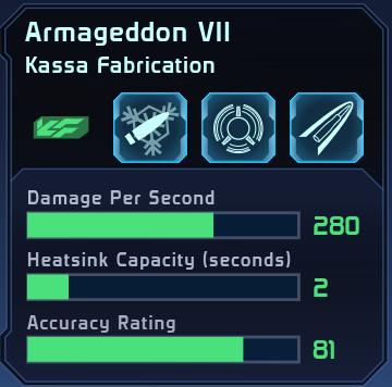 Armageddon VII Shotgun