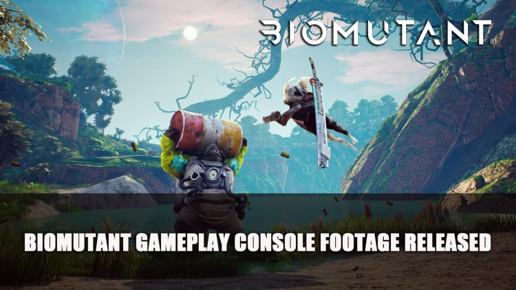 Biomutant Gets Gameplay Footage Running on 5 Different Platforms