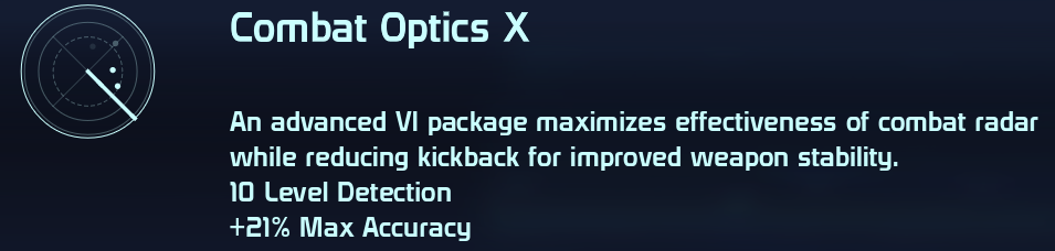 Combat Optics X