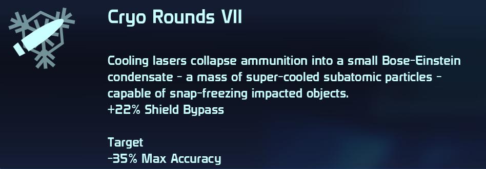 Cryo Rounds VII