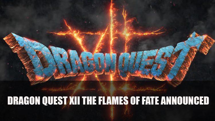 Dragon Quest XII Revealed As A Dark RPG