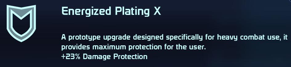 Energized Plating X
