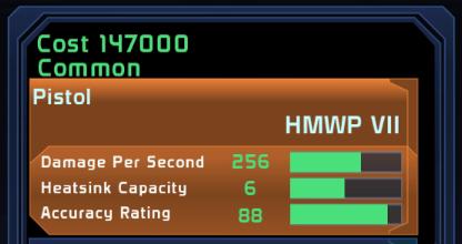 HMWP VII Spectre Gear