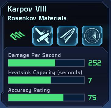Karpov VIII Pistol