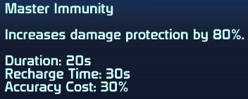ME1 Master Immunity