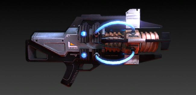 ME2 Heavy Weapon