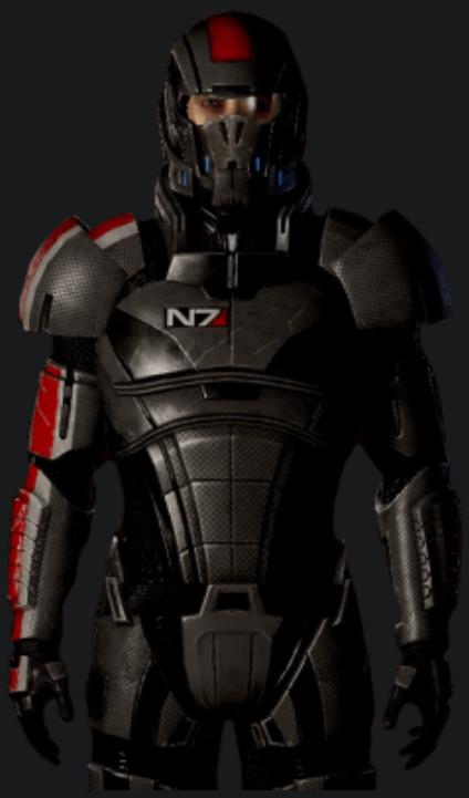 ME2 N7 Armor