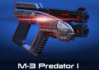 ME3 M-3 Predator I