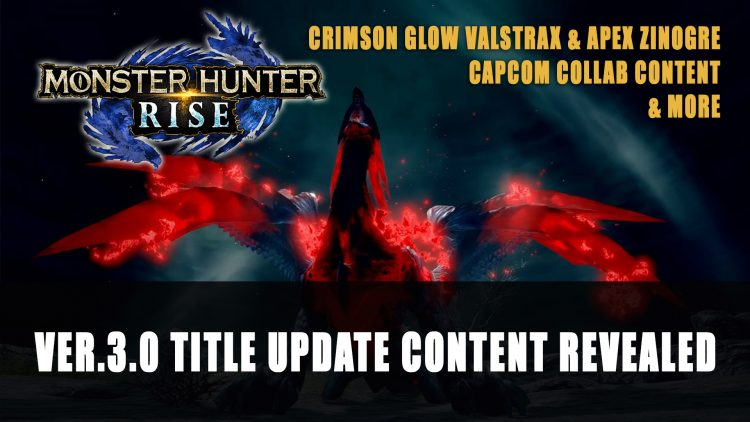 Monster Hunter Rise Digital Event Reveals