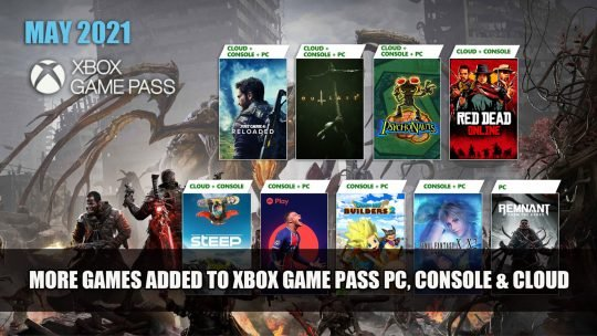 Xbox Game Pass Adds Final Fantasy X | X-2 HD Remaster, Red Dead Online, and More in May