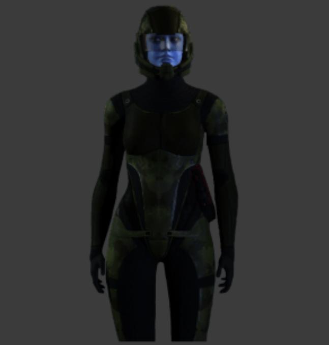 ME1 Predator Armor