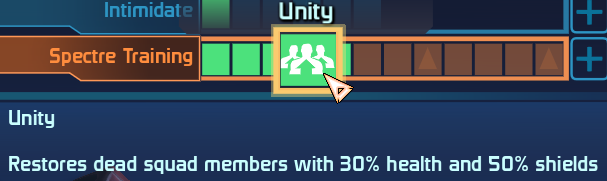 Spectre Training Unity Ability