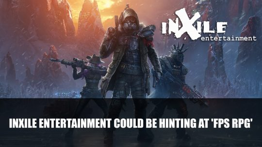 inXile Entertainment Could Be Hinting at 'FPS RPG' for Xbox