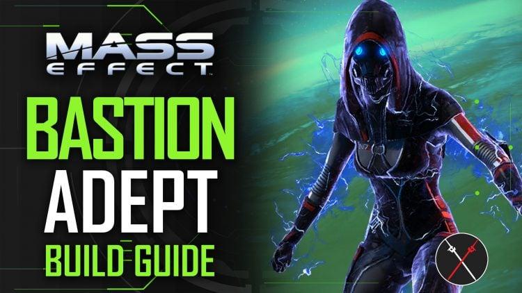 Mass Effect Legendary Edition Build Guide: Adept (Mass Effect 1)