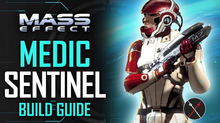 Mass Effect Legendary Edition Build Guide: Sentinel (Mass Effect 1)