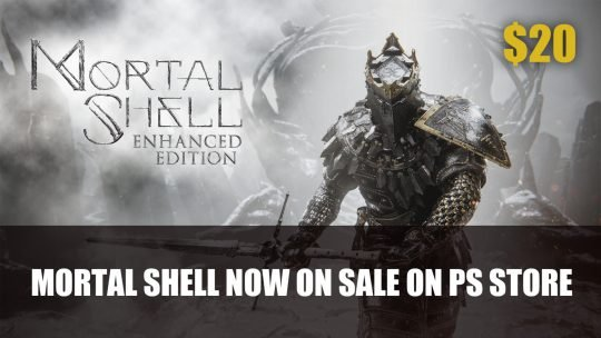 Mortal Shell: Enhanced Edition Now Only $20 on PSN
