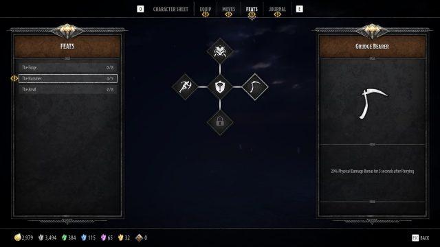 Bruenor Build Guide: DnD Dark Alliance The Hammer Feat Tree