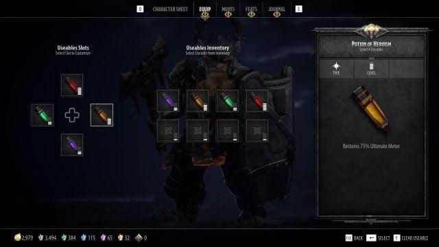Bruenor Build Guide: DnD Dark Alliance Useables