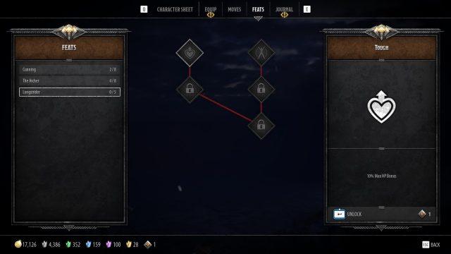 Catti-Brie Build Guide Longstrider Feats