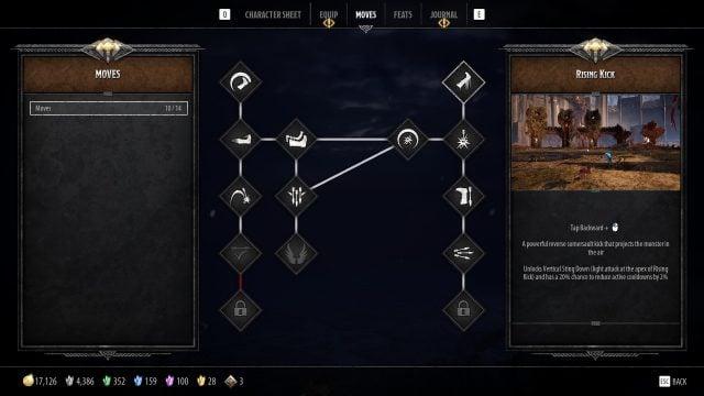 Catti-Brie Build Guide Moves