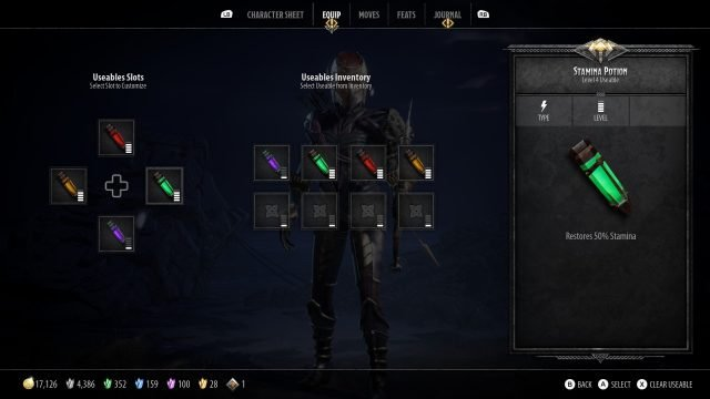 Catti-Brie Build Guide Useables
