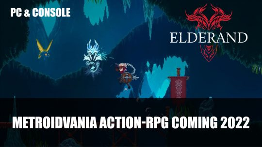 Elderand a Metroidvania Game Announced for Console and PC
