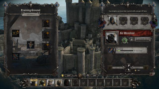 King Arthur Knight's Tale Patch v0.0.4 Breakdown Training Ground