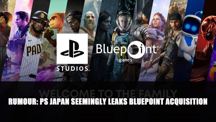 Rumour: Playstation Japan Seemingly Leaks Bluepoint Games Acquisition