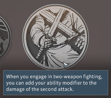 Solasta Two Weapon Fighting