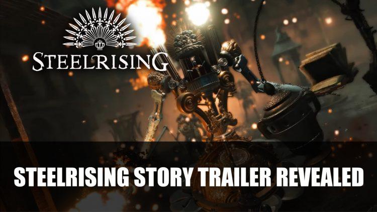 Steelrising Story Trailer Revealed