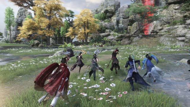 Swords of Legends Online 04 Top 5 Upcoming RPGs Of July 2021 (The Ascent, Monster Hunter Stories 2, Ys IX Monstrum Nox and More!)