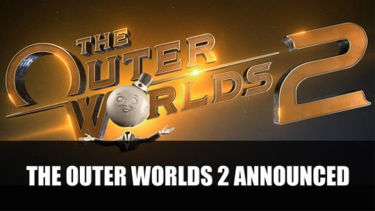 The Outer Worlds 2 Announced the E3 2021 Bethesda and Xbox Showcase