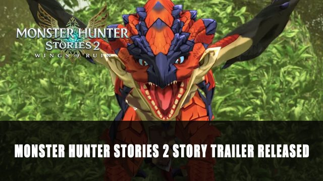 monster hunter stories 2 story trailer released Top RPG News Of The Week: June 13th (Ohhhh Elden Ring, Summer Game Fest 2021, Salt and Sacrifice and More!)