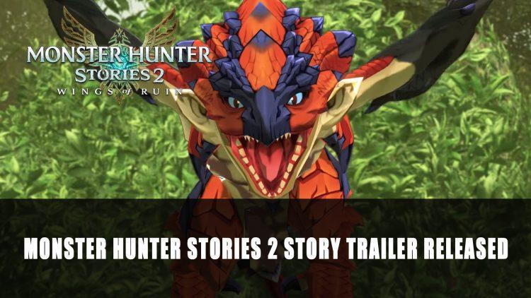 Monster Hunter Stories 2 Gets New Story Trailer